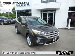 2017 Ford Escape *NEW* SE *200A* FWD 1.5L ECOBOOST