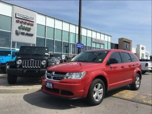 2016 Dodge Journey CVP ALLOY WHEELS DARK TINT