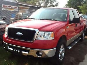2008 Ford F-150 XLT N196KMS $9995 MIDCITY 1831 SASK AVE