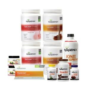 Isagenixs 30 day system for 250$