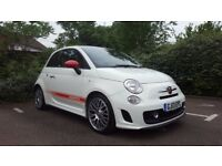 Abarth 500 Low Mileage 1.4 T-Jet 135BHP
