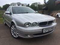 Jaguar X - Type 2.0 D Sport (Low Miles)