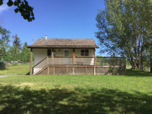 Two bedroom house for rent in the 108 area...available Sept 4
