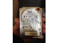 "IBM TravelStar IDE 6GN 4.8GB Internal 4200RPM 2.5"" (DBCA-204860)"