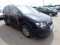 VOLKSWAGEN TOURAN 2007 BREAKING FOR SPARES TEL 07814971951 HAVE FEW IN STOCK
