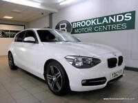 BMW 1 SERIES 2.0 116d SPORT [2X BMW SERVICES and ?30 ROAD TAX]