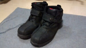 ICON Superduty 4 Motorcycle boots, Size 10.5