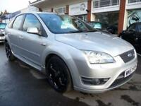 FORD FOCUS 2.5 ST-2 5d 225 BHP NOW REDUCED BY £500! (silver) 2007