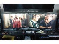 """2x ViewSonic VX2363SMHL 23"""" FHD LED IPS Dual Gaming Monitors 95% sRGB 2ms 1080p"""