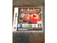 Nintendo DS game - Art Academy (boxed/with Instructions)
