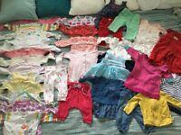 Big Girls bundle 3-6 months