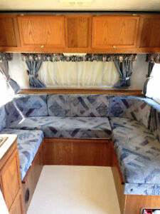 Minimally used, excellent cond Areo (Areolite) travel trailer
