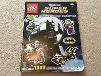 Lego DC Universe Super Heroes Batman Ultimate Sticker Collection Book