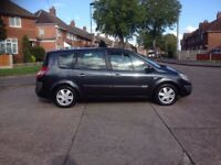 Renault Grand scenic 1.5diesel 2005/54 85k miles FSH/8Stamps New Cam-belt 7-seater £1150