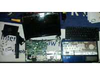 """Acer Aspire One """"ZA3"""" netbook in parts"""