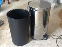 Kitchen bin. Large 50 litres. Pick up W4.