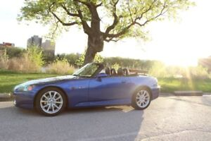 2006 Honda S2000 Convertible price reduced