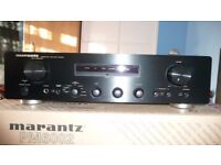 Marantz PM6002 Stereo Amplifier Boxed Good as New Only Used a Few Times I bought it for £300