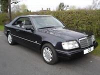 Wanted Mercedes W124 Coupe / Saloon - 200 220 300 320 CE E220 E320