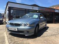 "2005 Jaguar X Type 2.0 Diesel Full MoT ""HURRICANE CAR & MOTORCYCLES"""