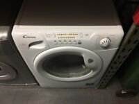 CANDY 7/5 1400 SPIN WHITE WASHER DRYER RECONDITIONED