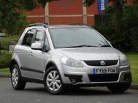 Suzuki SX4 1.6 GL 2009 Petrol..5 SERVICE STAMPS + WARRANTY
