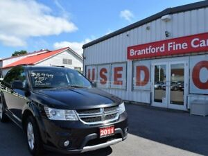 2011 Dodge Journey SXT 4dr Front-wheel Drive