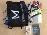 Naish Helix kitesurfing kite (7sq m) - brand new in it's original packaging