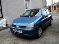 Excellent example of 1200cc Renault Clio