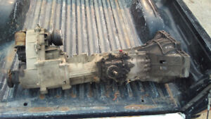 4x4 Manual Transmission for Ford Ranger / B4000