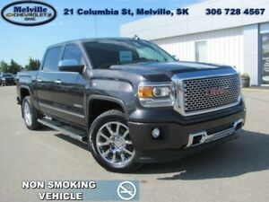 2015 GMC Sierra 1500 Denali  H/C SEATS*LOW MILEAGE*CERTIFIED
