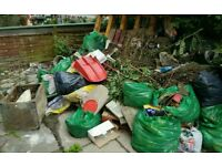 Cover all Tyne and Wear Rubbish removal cheaper than skip hire/ man with van, house clearances