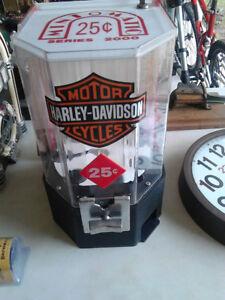 Harley-Davidson Mint-o-matic candy vending machine