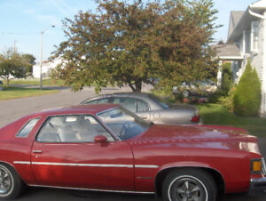 1977 Pontiac Sports Coupe For Sale