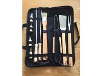 DELUXE BBQ SET BRAND NEW