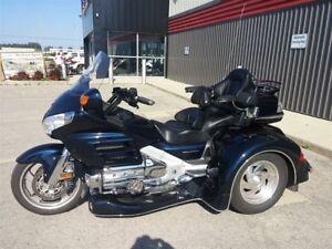 2009 honda GL1800 Goldwing Trike MOTOR TRIKE