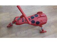 Red Ladybird Scuttlebug