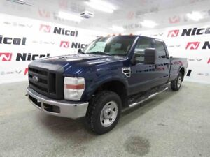 2010 FORD F-250 SUPER DUTY 4WD CREW CAB 172'' WB