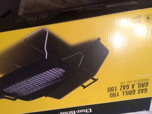 Char Broil Table Top BBQ Gas Grill - $35.00 brand new!