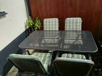 Kettler 6 seat garden set