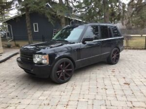 2005 LAND ROVER RANGE ROVER HSE FULLY LOADED