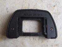 Nikon DK-21 viewfinder eyepiece