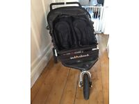 Out n about double buggy. Great condition.
