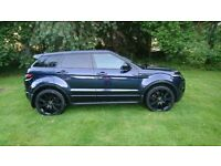 Land Rover Range Rover Evoque 2.2 SD4 Dynamic 4x4 5dr