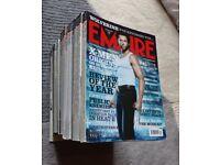 42 copies of Empire film magazine