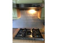 Smeg 5 burner Gas Hob - Absolute Bargain