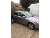 VAUXHALL ASTRA 1.4 2005 (spares or repairs)