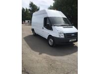 2010 60 ford transit 115 t350 2.4 tdci 6speed 1owner from new