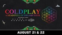 COLDPLAY IN TORONTO