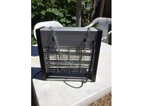ELECTRIC FLY INSECT BUG MOSQUITO KILLER ZAPPER TRAP UV 15W (2 x 6W)